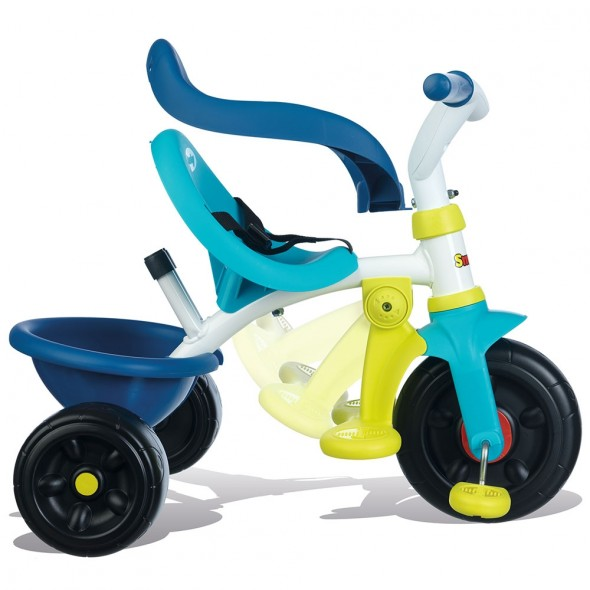Tricicleta Smoby Be Fun Confort blue