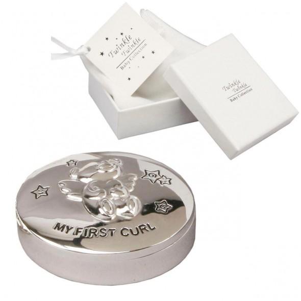 Twinkle Twinkle - Cutiuta argintata pentru prima suvita