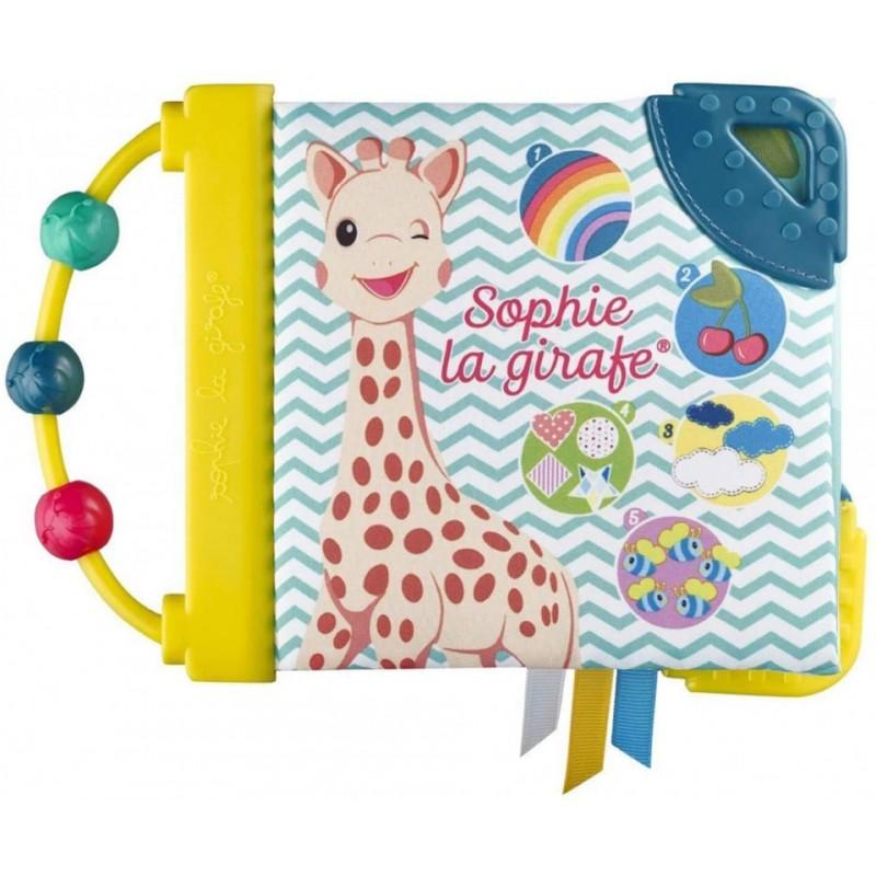 Vulli Cartea educativa a Girafei Sophie krbaby.ro
