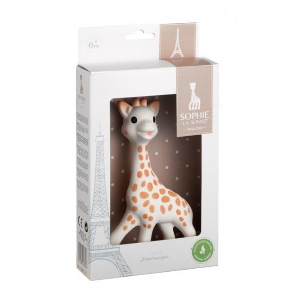Vulli Girafa Sophie in cutie cadou Il etait une fois