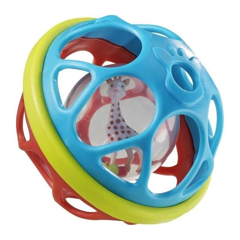 Minge Soft ball Girafa Sophie Vulli