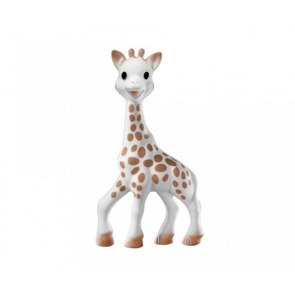 Set cadou Girafa Sophie, zornaitoare Swing si breloc krbaby.ro