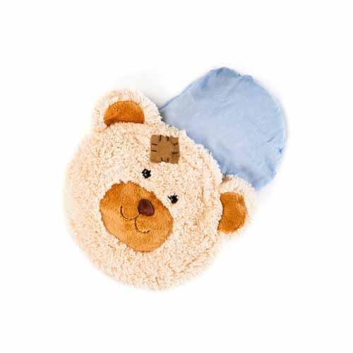 Gruenspecht - Micul meu prieten incalzitor - model ursulet crem
