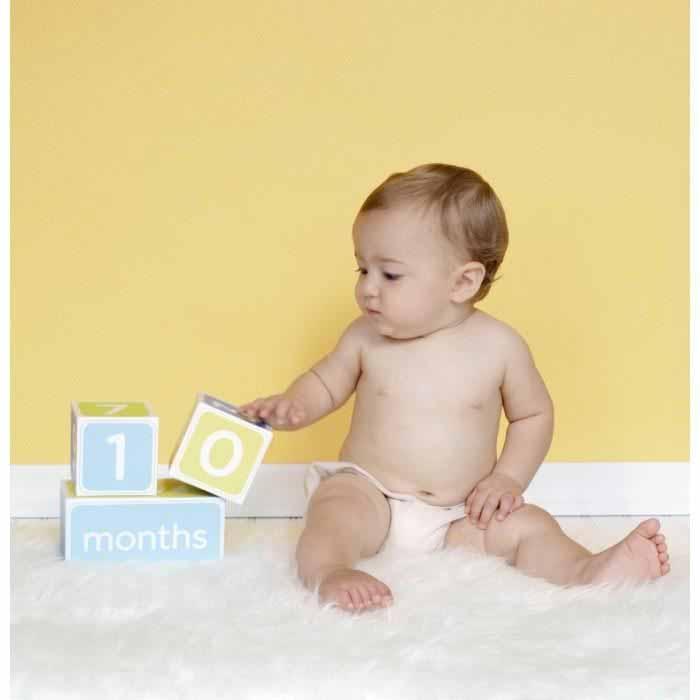Pearhead - Cuburi bleu pentru semnalarea varstei bebelusului