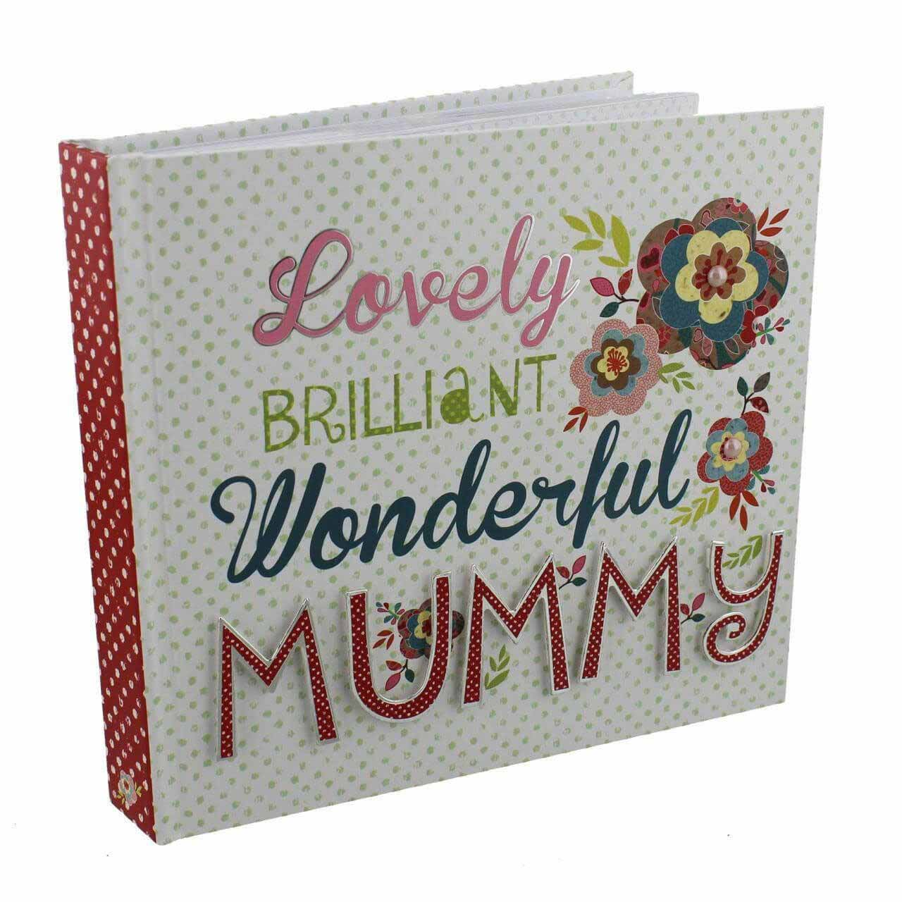 Album foto Wonderful Mummy