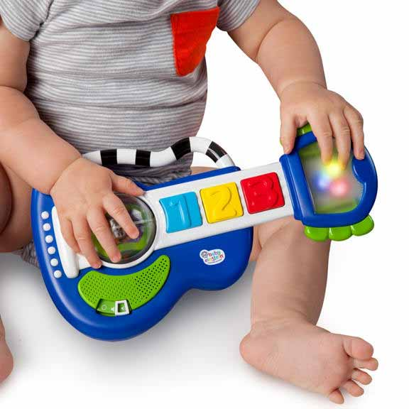Baby Einstein - Chitara Rock, Light&Roll
