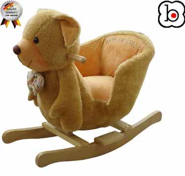 """BabyGo - Balansoar cu sunete """"Ursuletul Cuminte"""""""