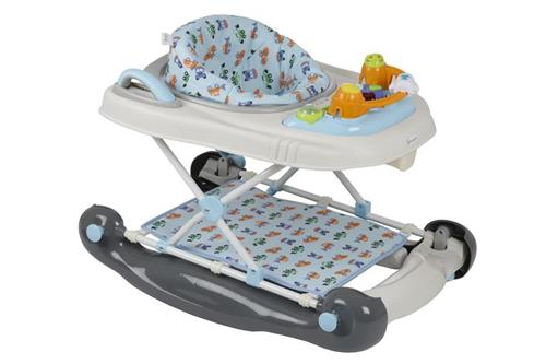 BabyGo - Premergator multifunctional 3 in 1 Light Blue
