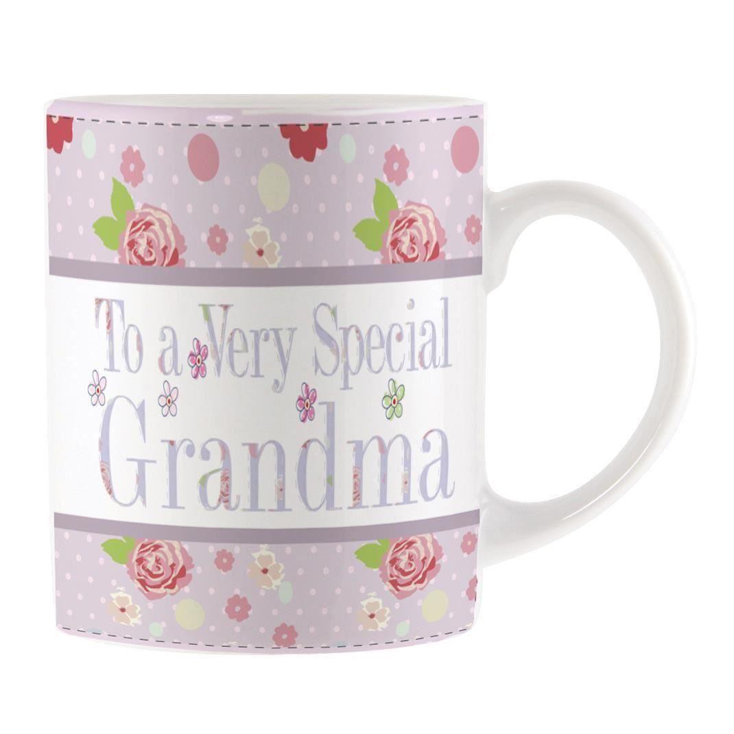 Cana To a Very Special Grandma