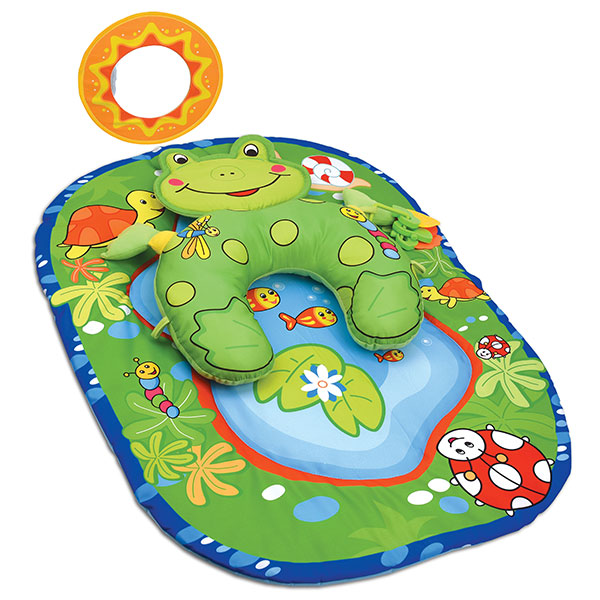 Chipolino - Covoras de joaca Froggy