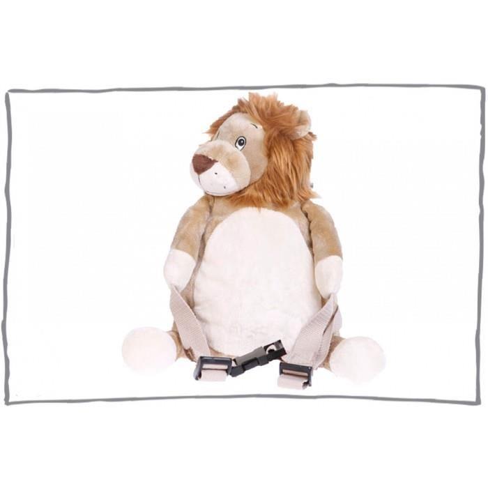 Bobo Buddies - Rucsac cu ham detasabil Little Lion