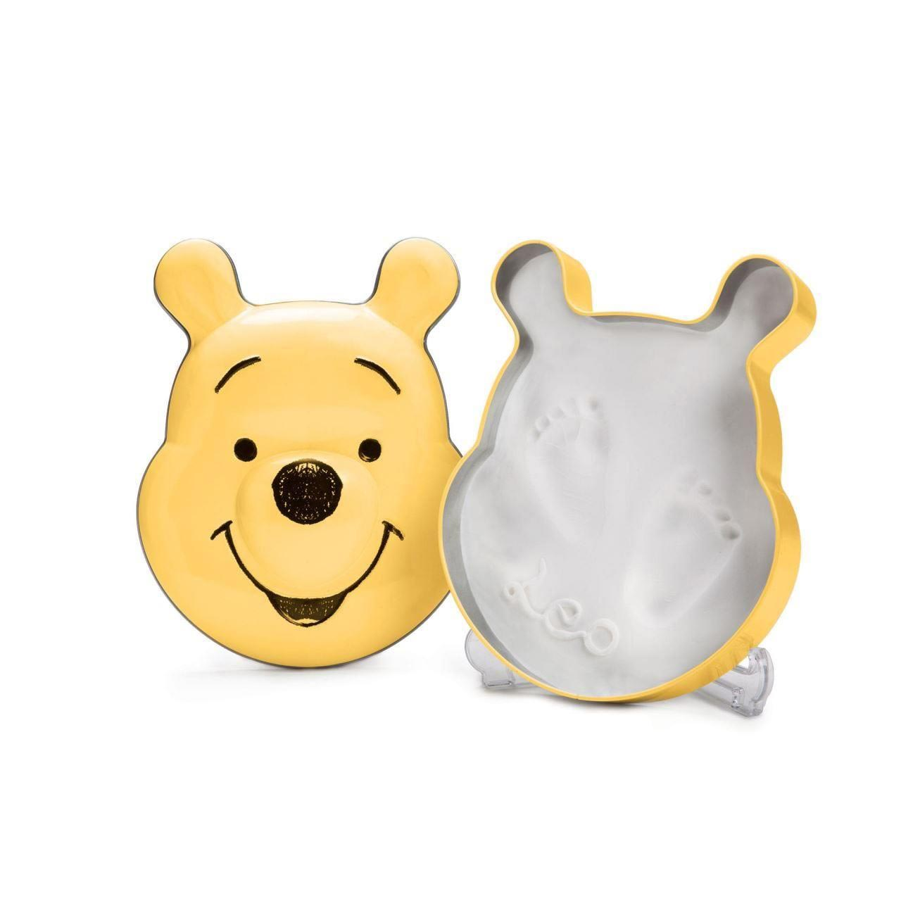 Disney Baby Prints - Cutie amprenta mulaj manuta sau piciorus Winnie the Pooh