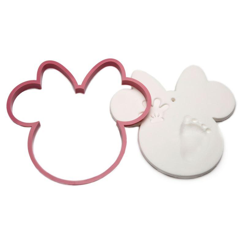 Disney Baby Prints - Kit amprenta mulaj manuta sau piciorus Minnie