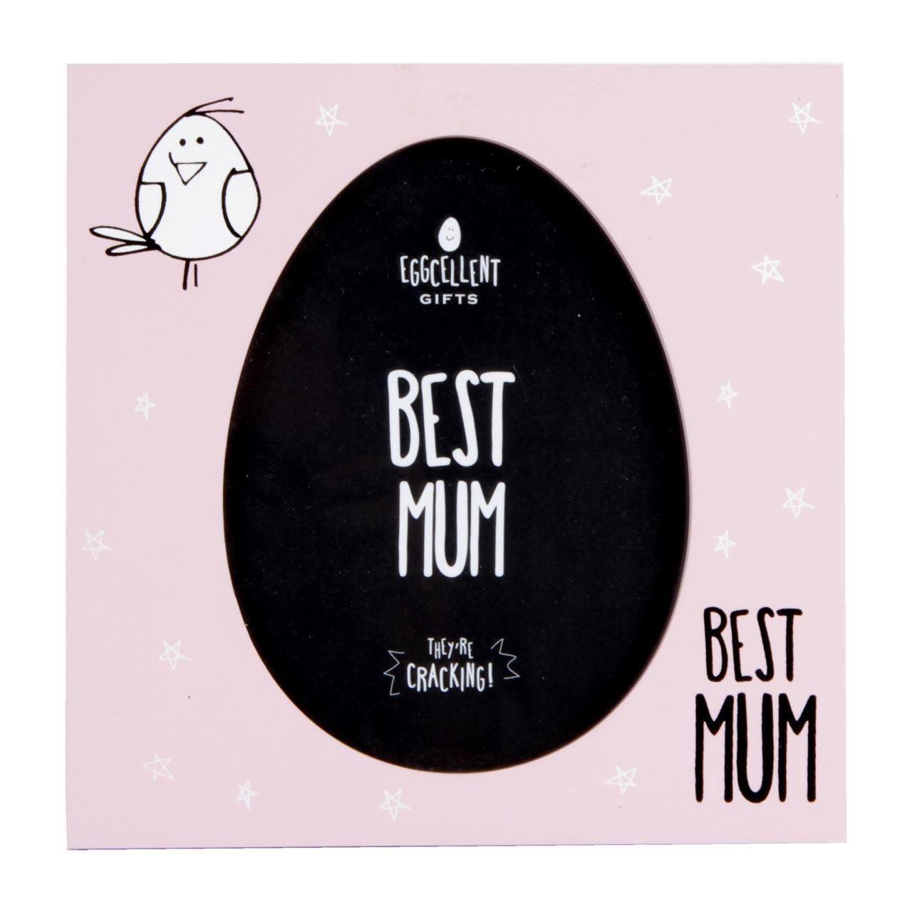 Eggcellent - Rama foto roz Best Mum