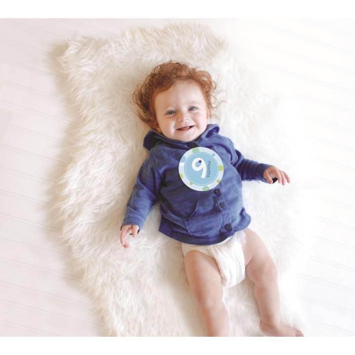Pearhead - Stickere pentru body First Year - blue