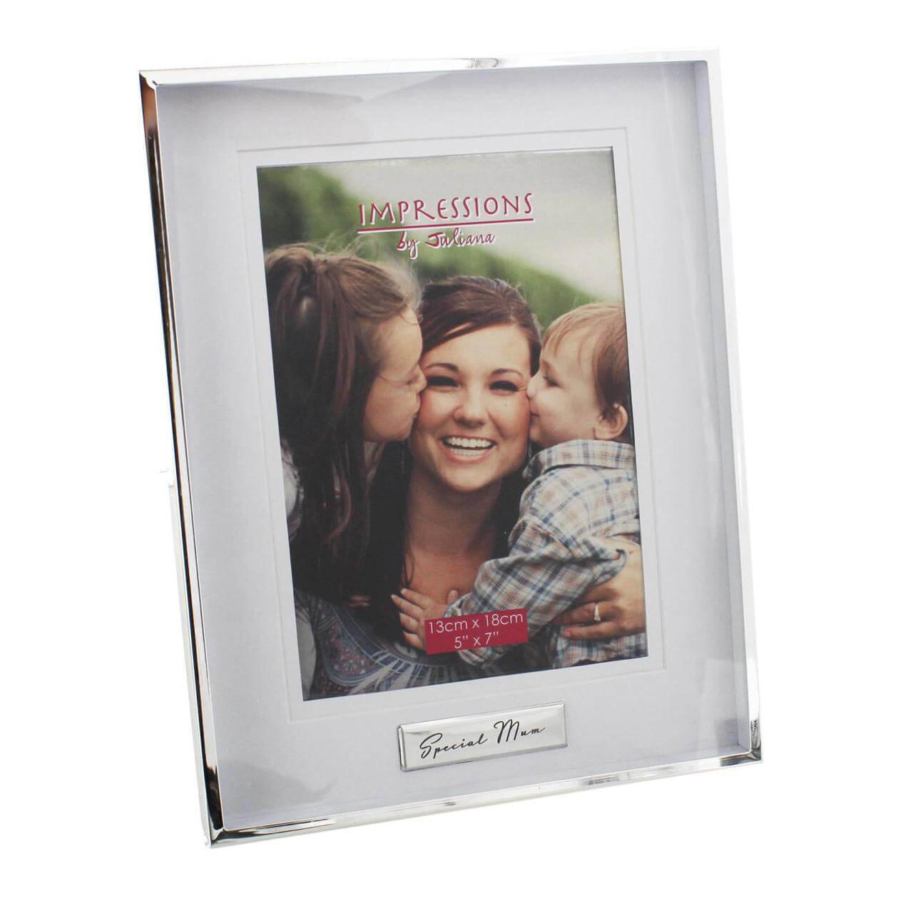 Juliana - Rama foto argintata Special Mum