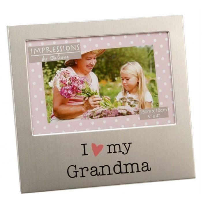 Juliana - Rama foto I love my Grandma