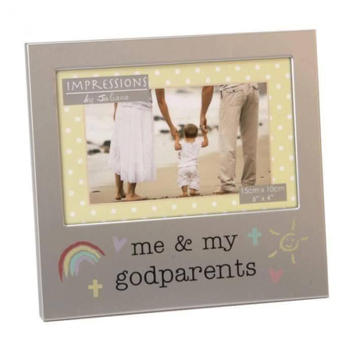 Juliana - Rama foto me and my godparents