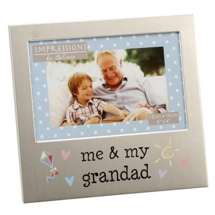 Juliana - Rama foto me and my grandad