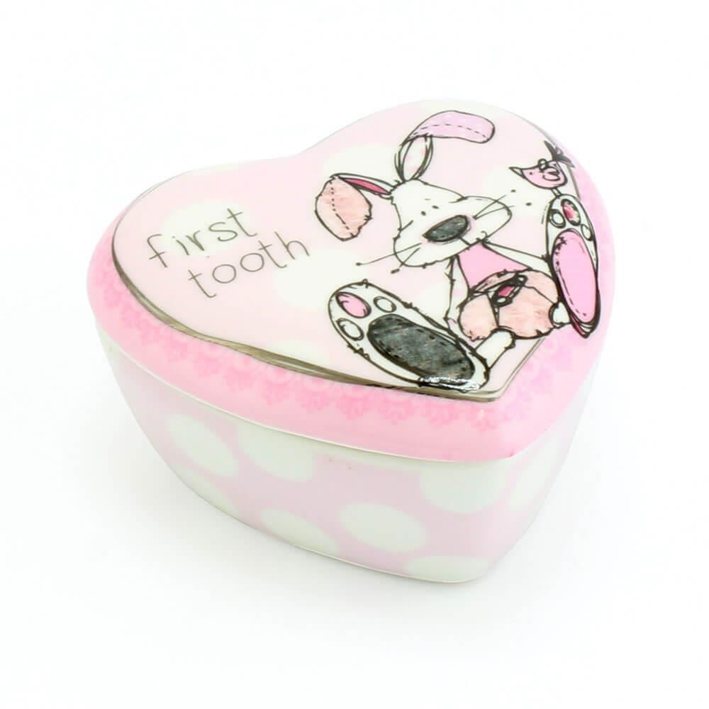 Little Miracles - Cutiuta roz pentru primul dintisor