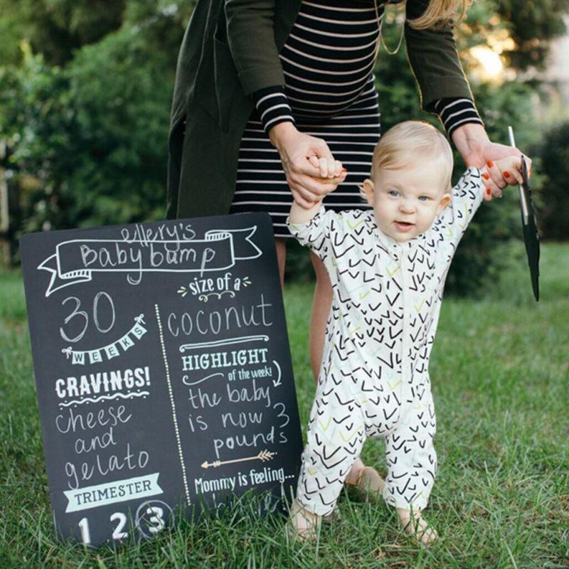 Pearhead - Tabla cu creta pentru gravide