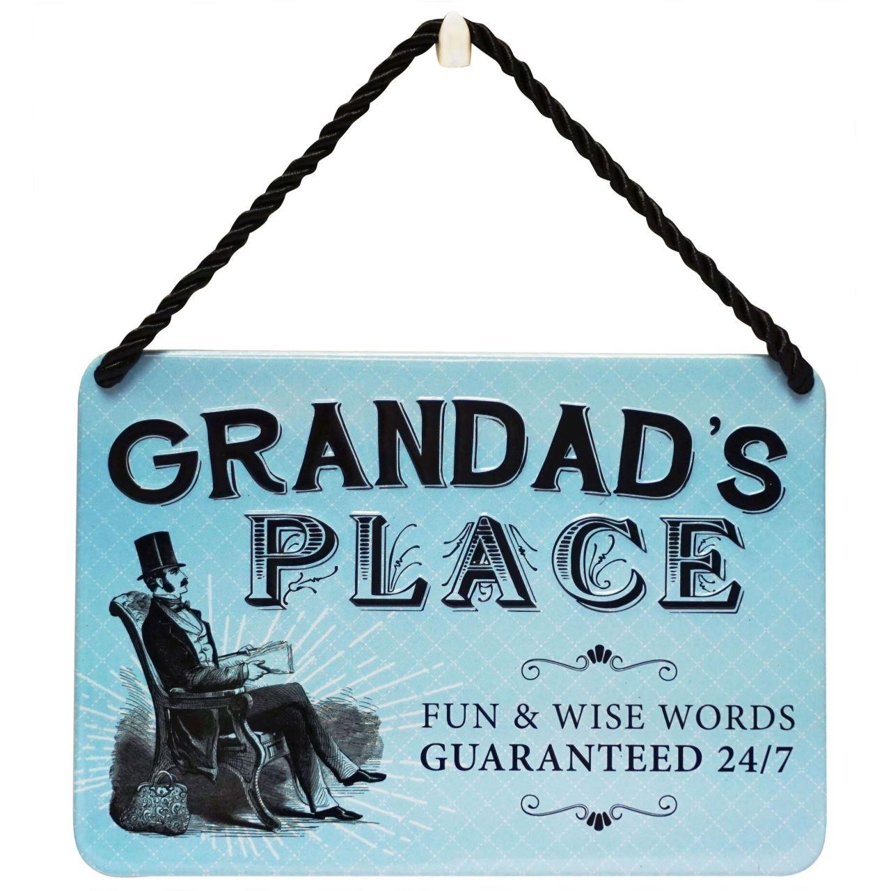 Placuta Grandad's Place