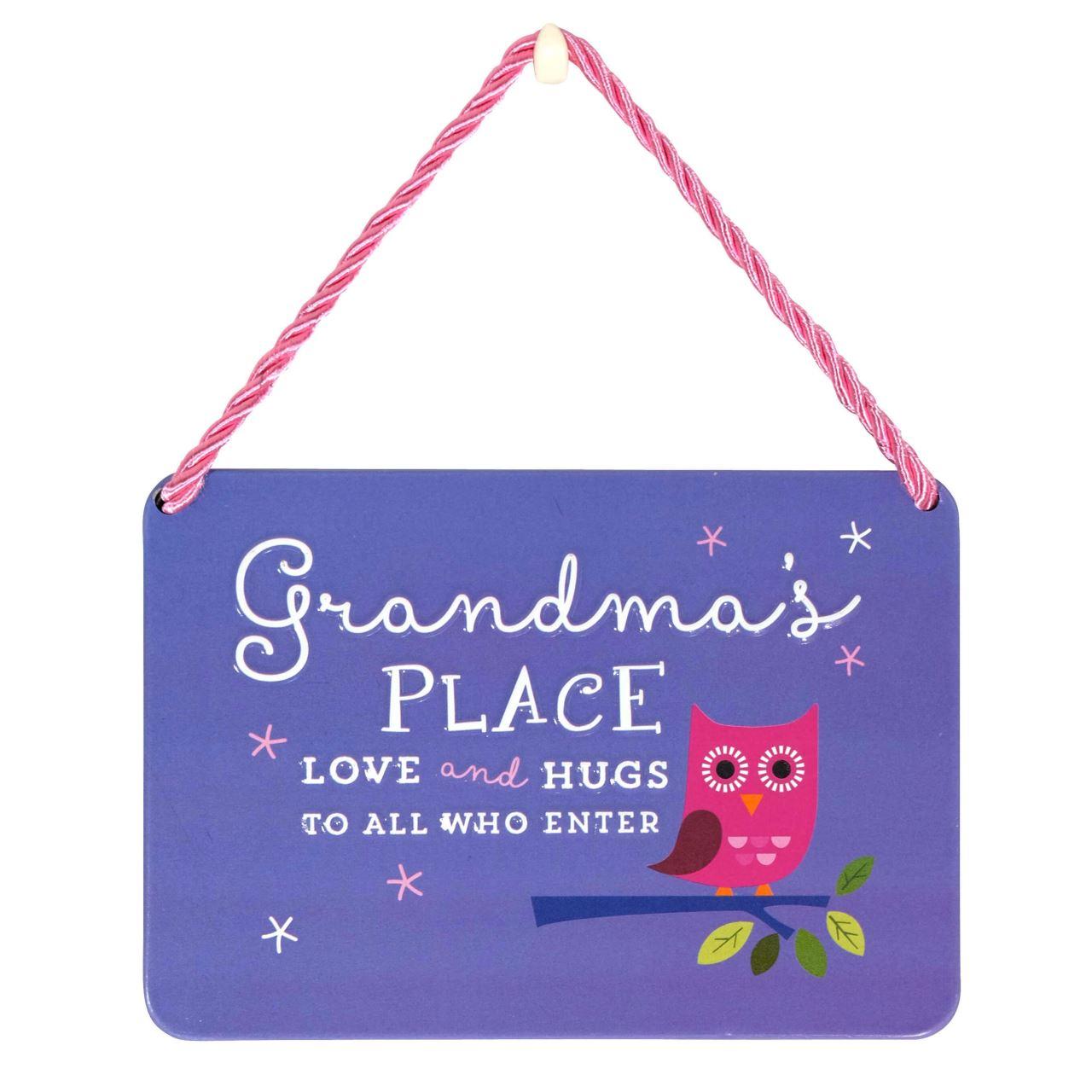 Placuta Grandma's Place