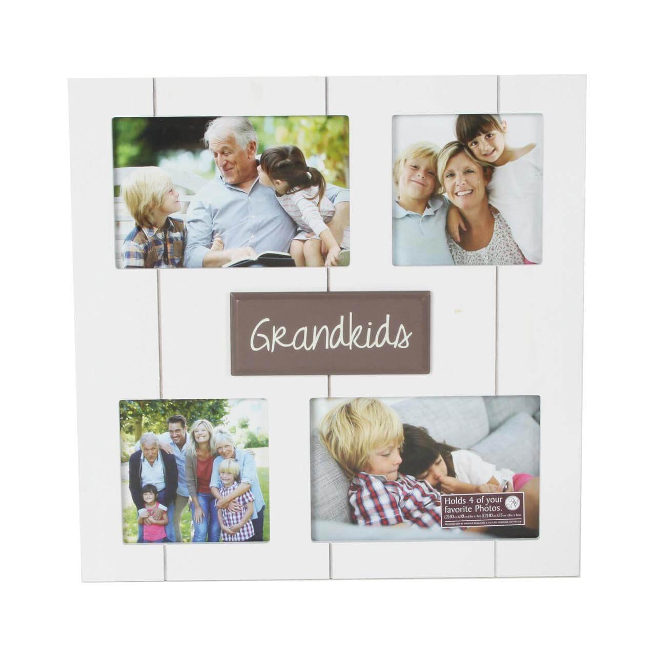 Rama foto din lemn Grankids