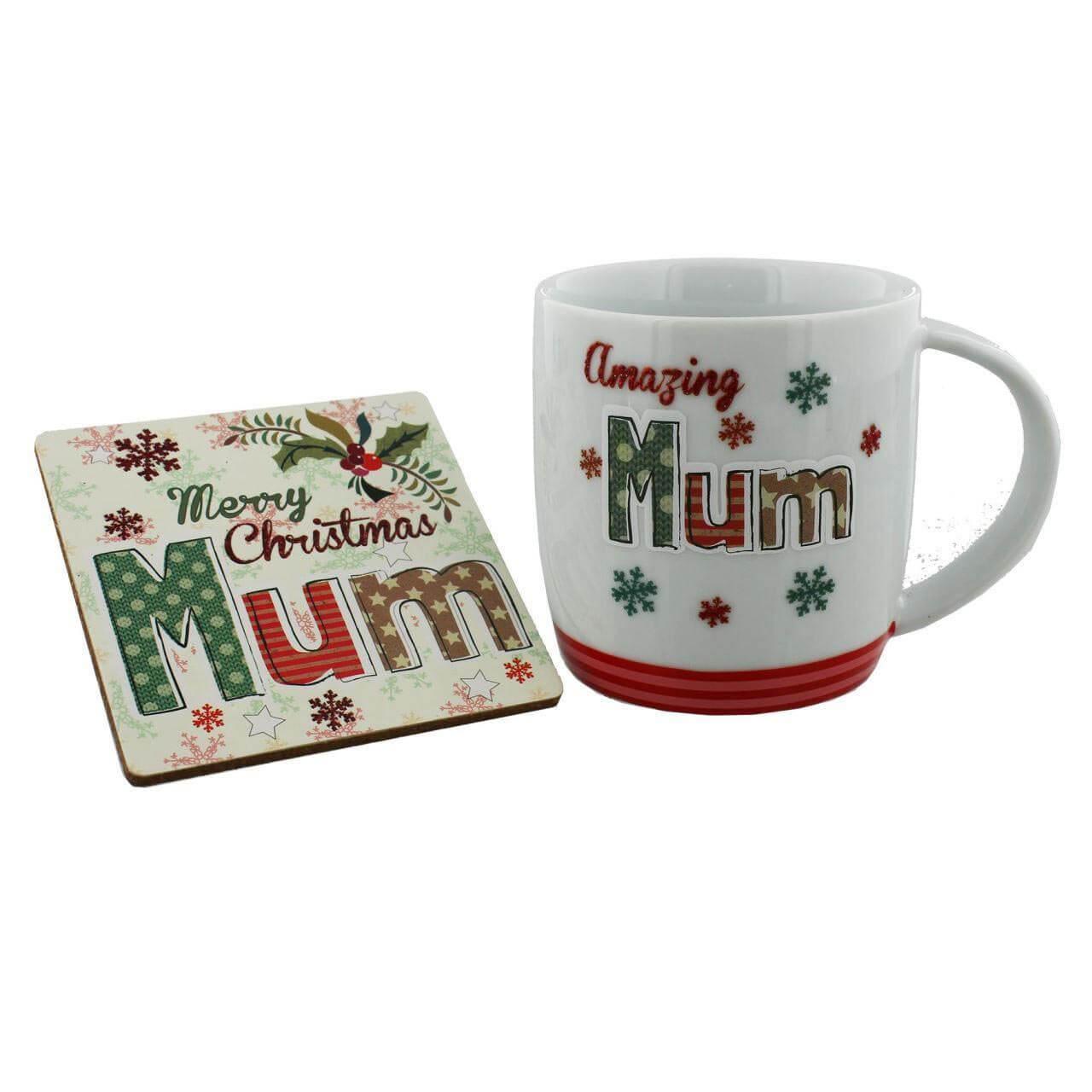 Set cadou pentru Craciun Amazing Mum
