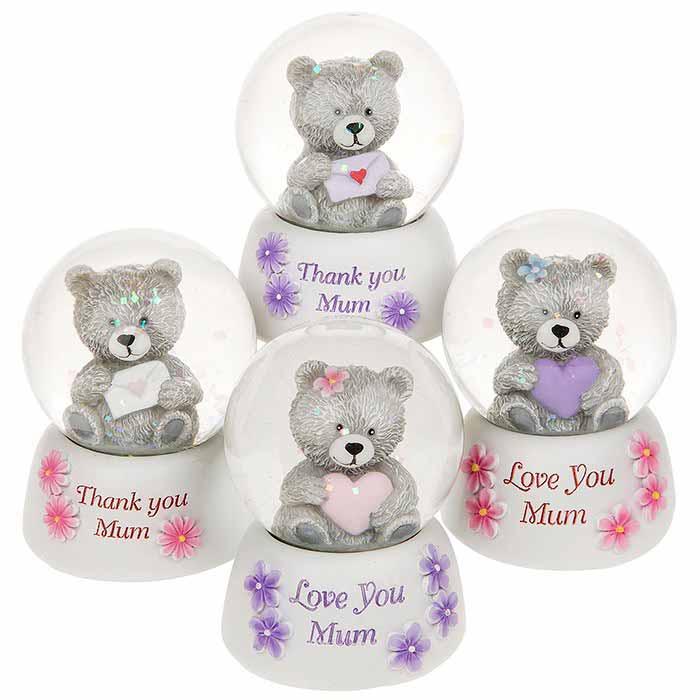 Globulet pentru mamici Love you Mum/Thank you Mum