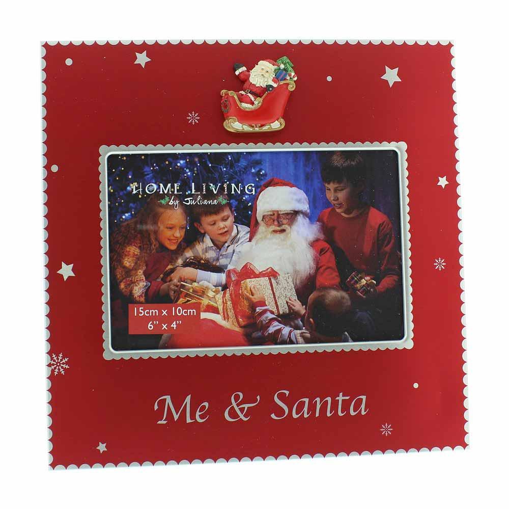 Juliana - Rama foto pentru Craciun Me and Santa