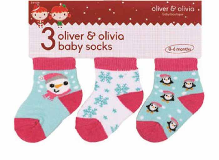 Oliver and Olivia - Set sosetute bebe om de zapada si pinguin f7185b534c6