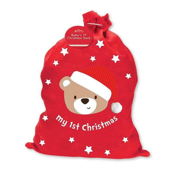 Sac pentru cadouri My First Christmas