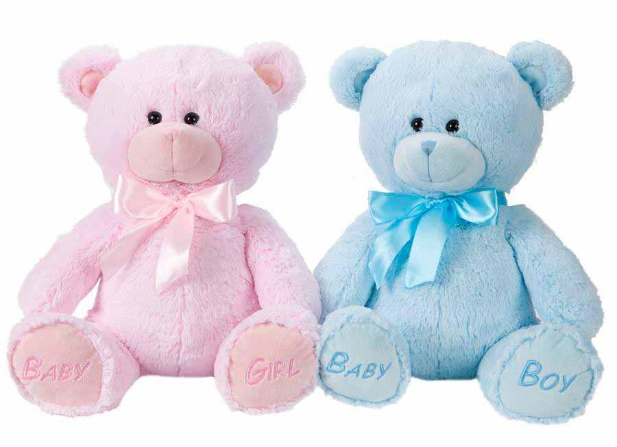 Ursulet de plus Baby Boy/Baby Girl