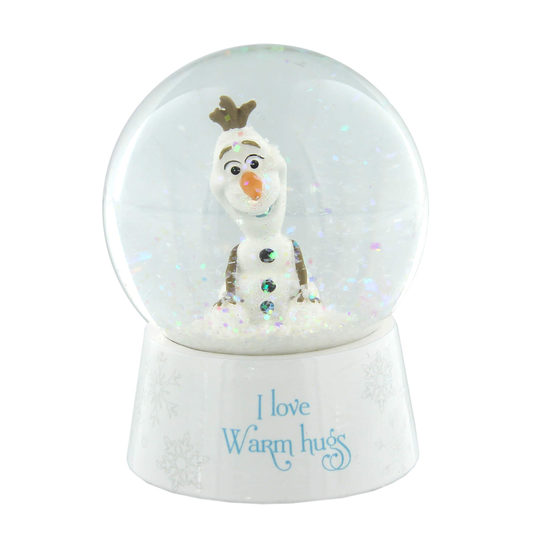 Glob de iarna  Olaf